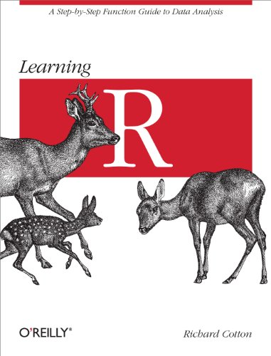 Learning R: A Step-by-Step